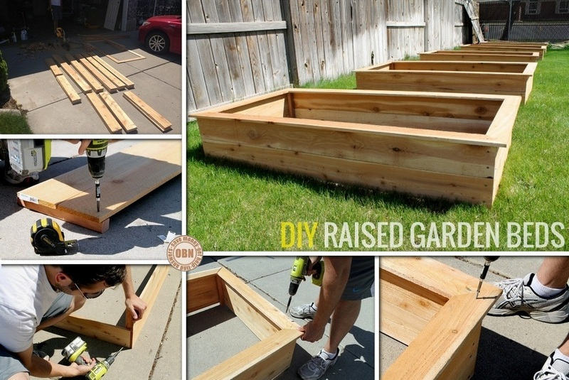 Diy Raised Garden Beds The Owner Builder Network