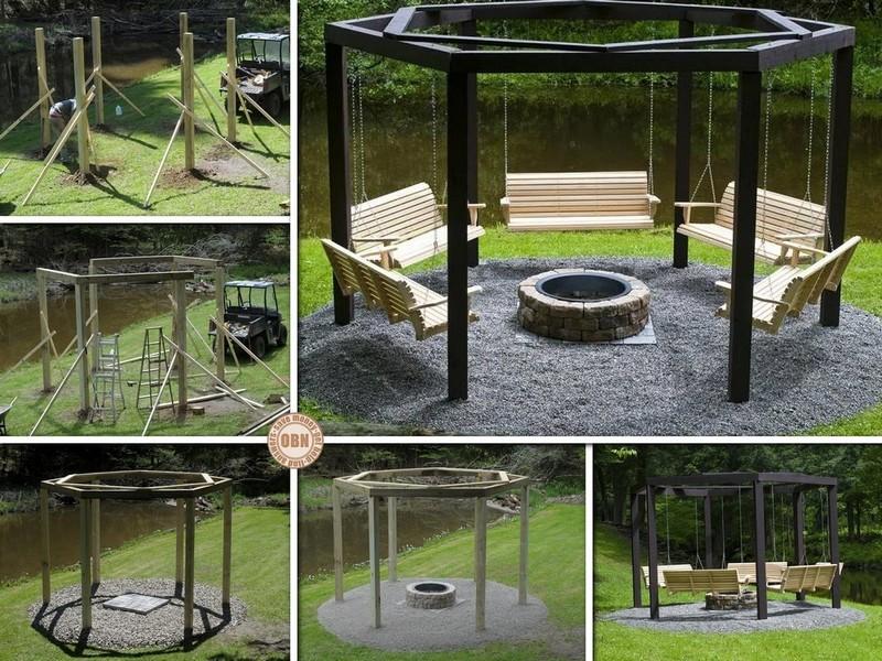 DIY Swings and Hammocks | The Owner-Builder Network