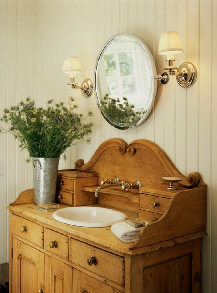 Dresser Turned Bathroom Vanity Tutorial: The Owner-Builder Network