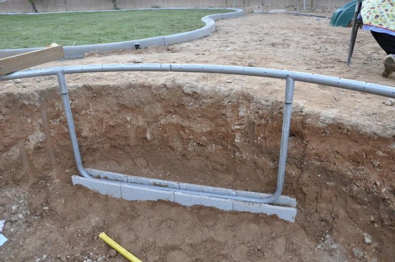Diy Inground Trampoline The Owner Builder Network