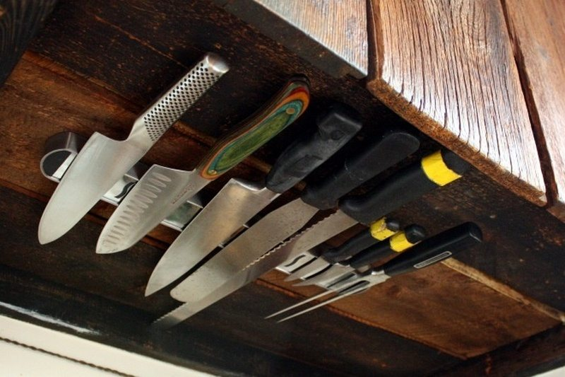 Clever Ideas For Storing Your Kitchen Knives The Owner