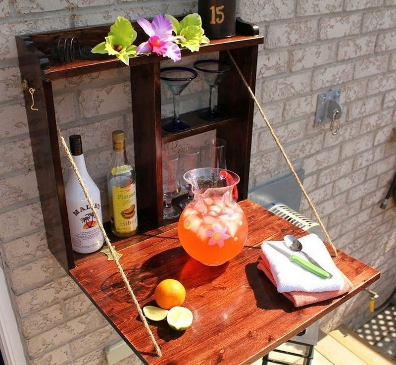 How to build your own fold down murphy bar the owner for Build your own patio bar