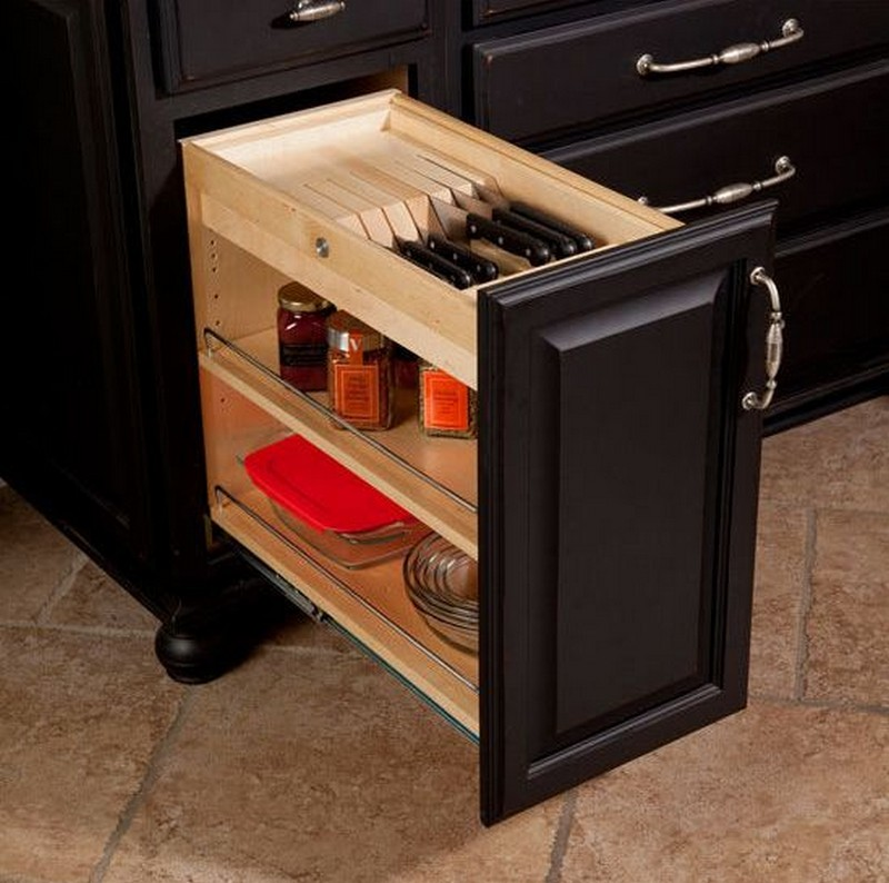 Clever Ideas For Storing Your Kitchen Knives | The Owner ...