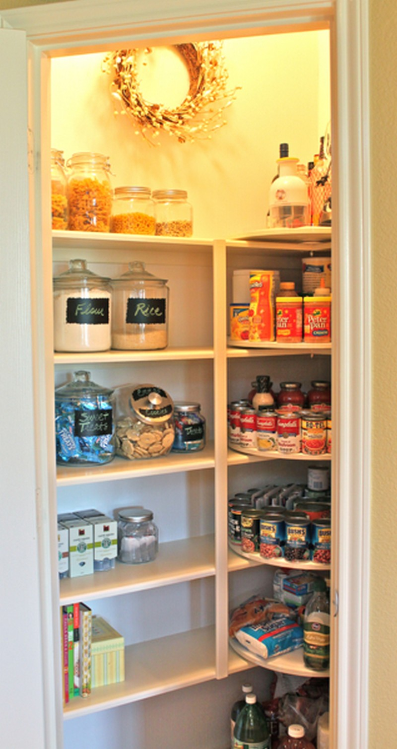 Kitchen Pantry Lazy Susan How To Make A Lazy Susan Pantry Storage The Owner