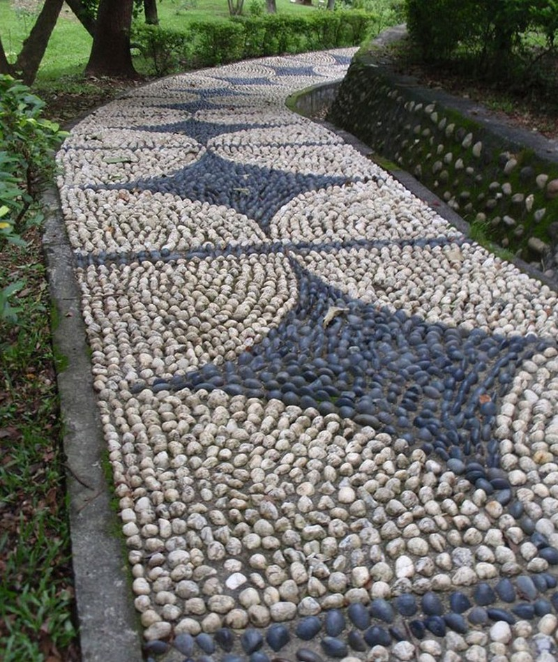 Garden Design Ideas With Pebbles: The Owner-Builder Network