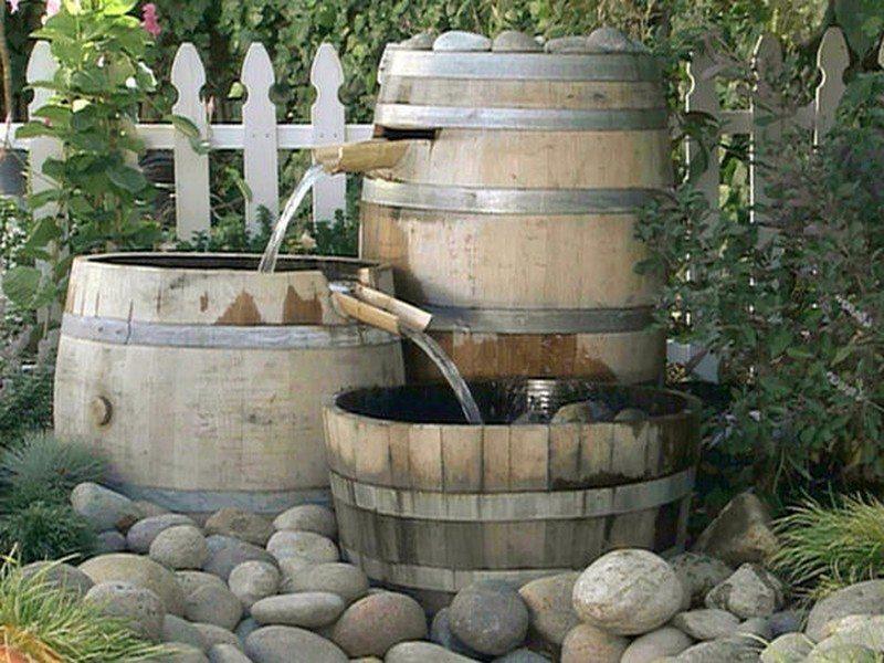 Diy Garden Fountain The Owner Builder Network