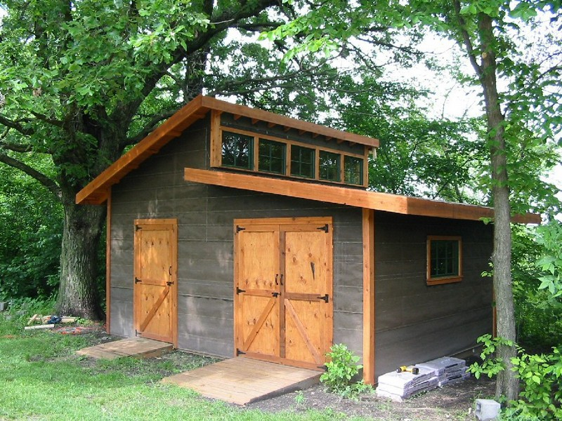 Diy Garden Shed The Owner Builder Network