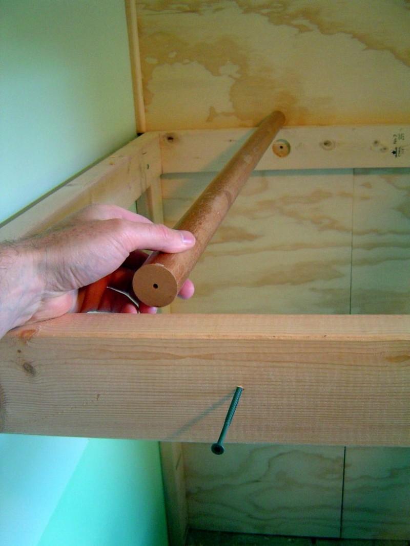 DIY Loft Bed 800 x 1067