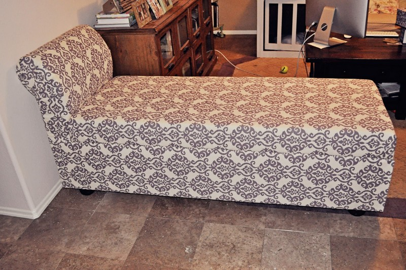 Diy storage chaise lounge the owner builder network for Build a chaise lounge