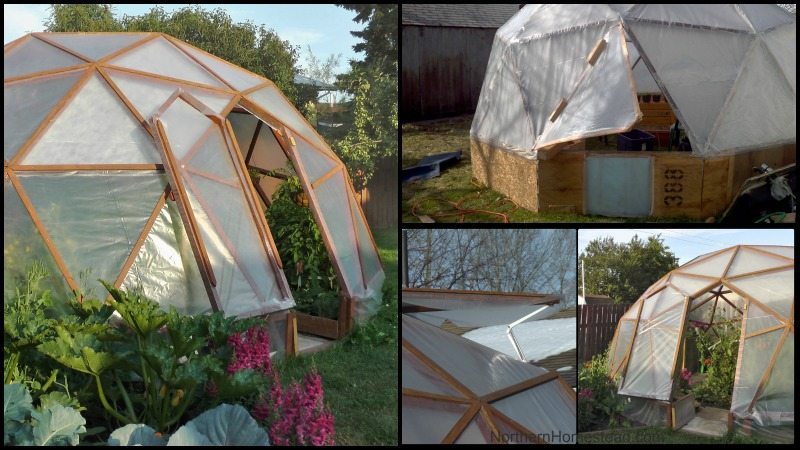 Geodesic Dome Greenhouse Benefits And How To