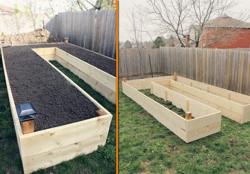 Diy easy access raised garden bed the owner builder network - Elevated garden bed designs ...