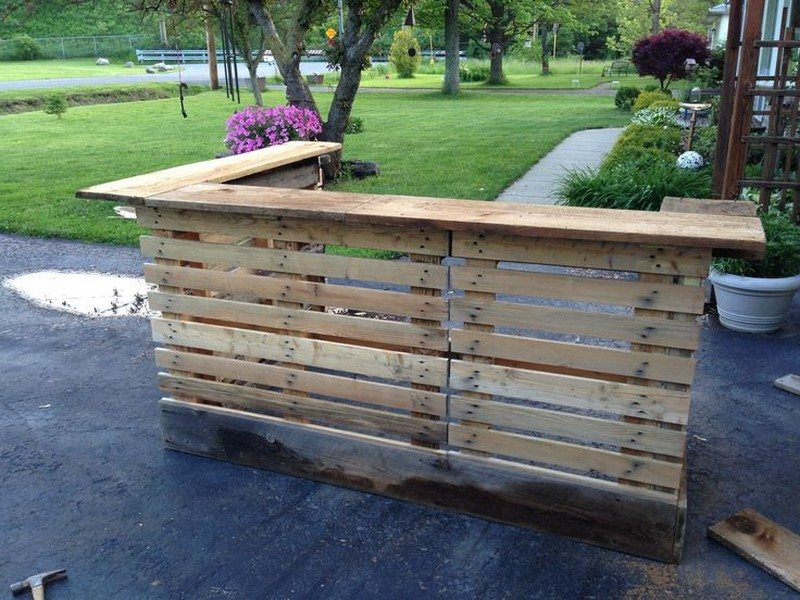 Homemade Wooden Patio Furniture Trend Home Design And Decor