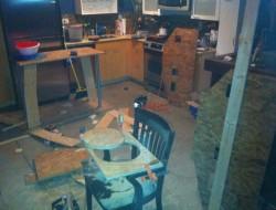 DIY AT AT Cat House - Assembling