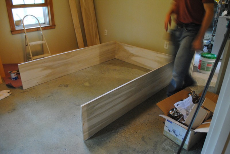 Diy Murphy Bed The Owner Builder Network
