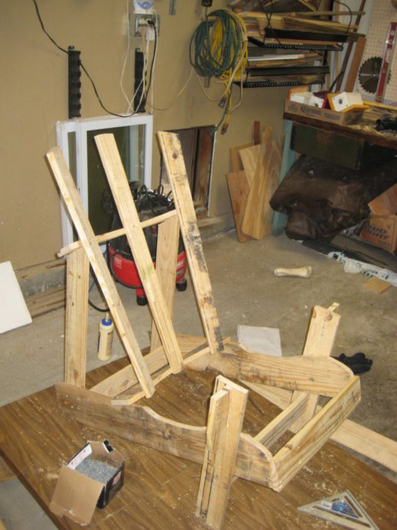 Displaying 19> Images For - Pallet Adirondack Chair...