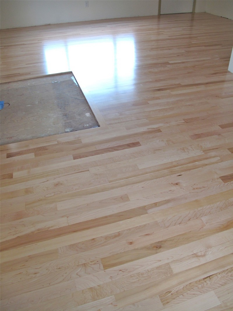 Diy Reclaimed Wood Flooring The Owner Builder Network