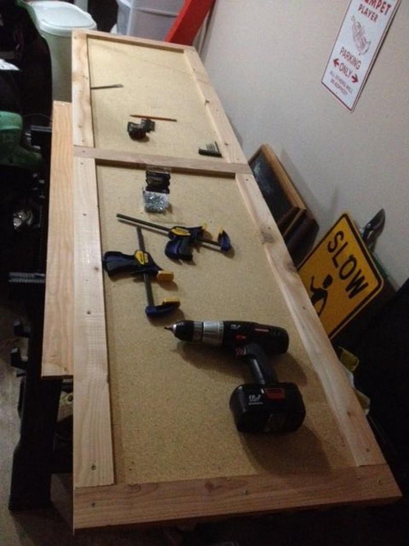 Wood Working Plan