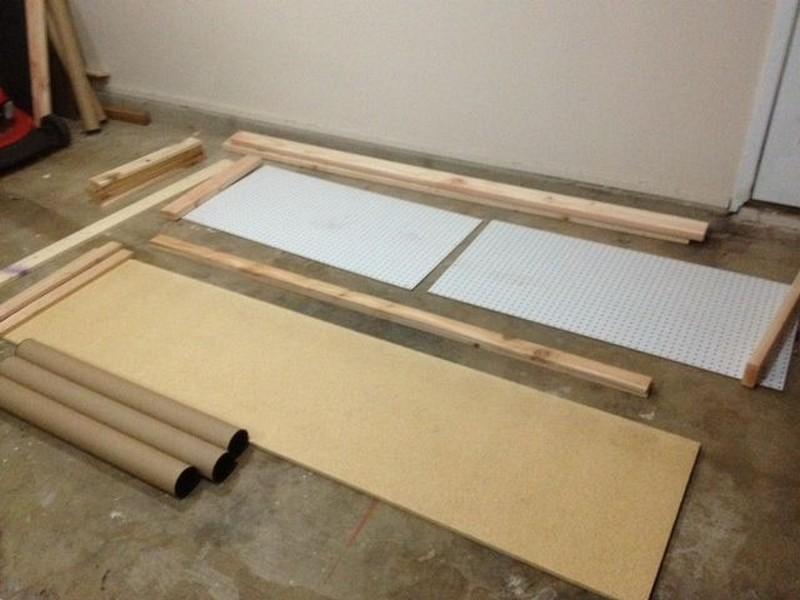 Diy Wall Mount Folding Table Diy Wall Mounted Folding