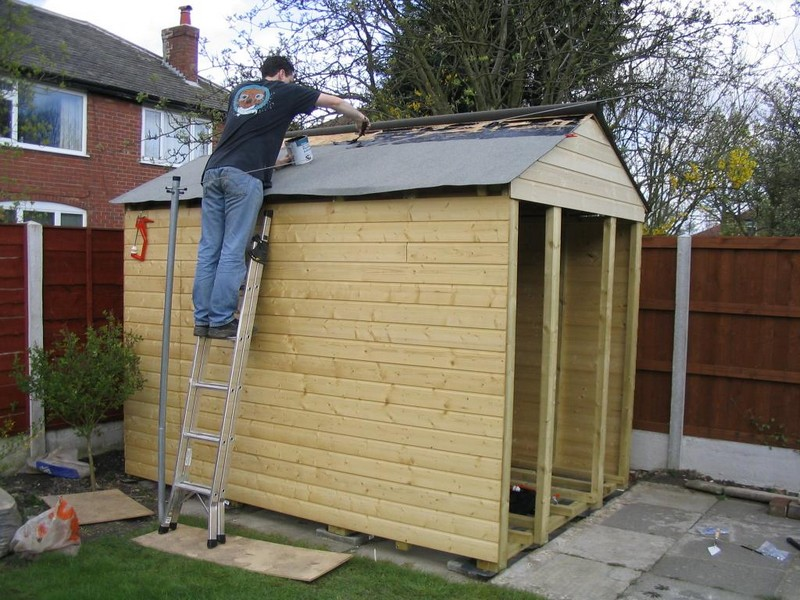 How to build a nomis for Simply sheds online
