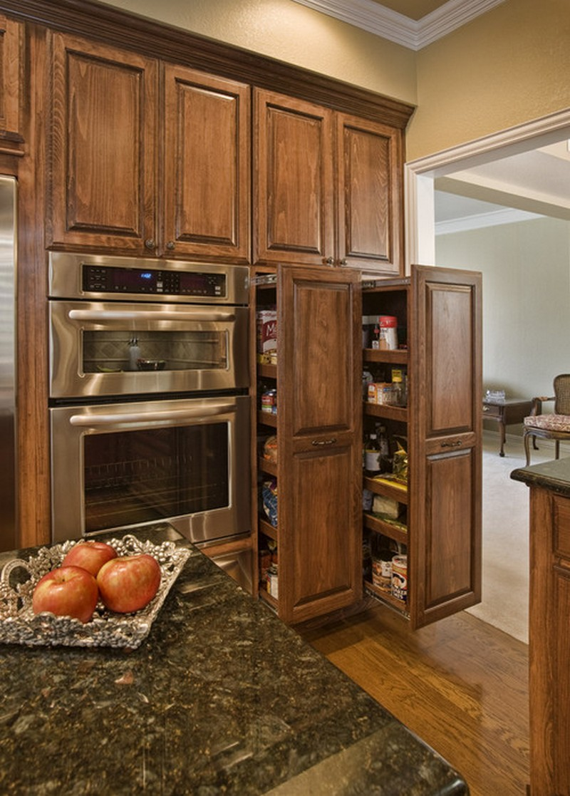 Pantry cabinet ideas the owner builder network - Kitchen cabinet design ideas ...