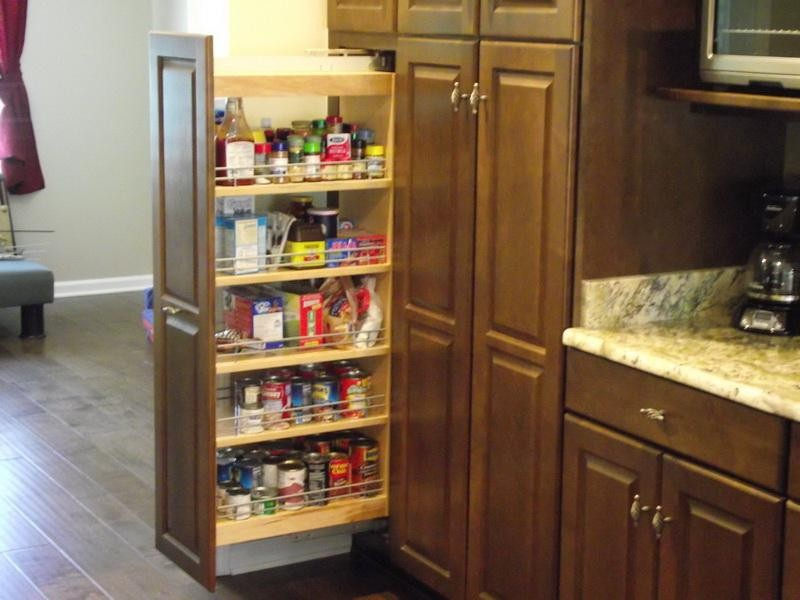 pantry cabinet ideas pull out pantry
