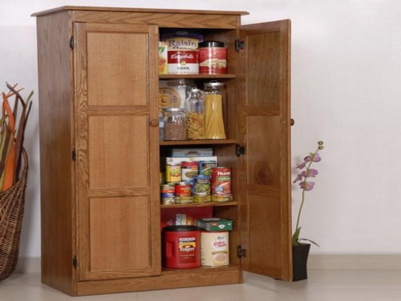 Lovely ... How To Make A Pantry Cabinet With Pantry Cabinet Ideas The OwnerBuilder  Network With Make Your