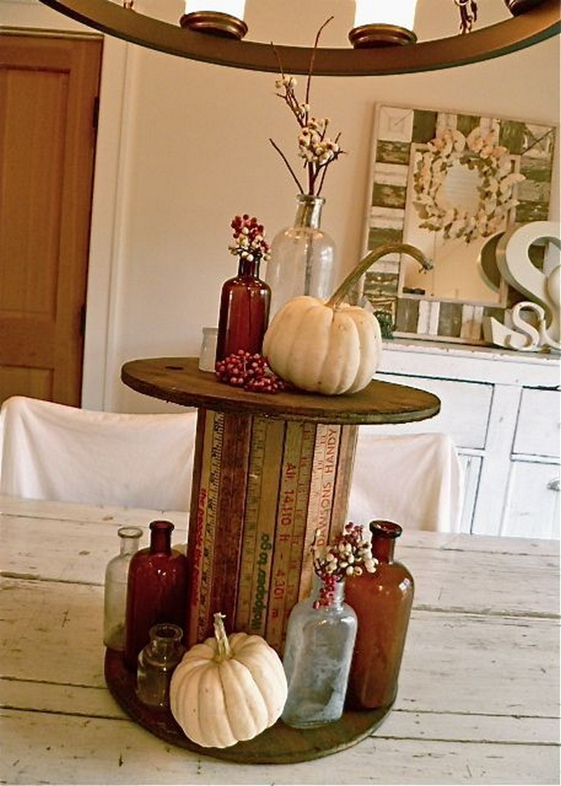 Repurposed wire spool ideas the owner builder network for Large wooden spools used for tables