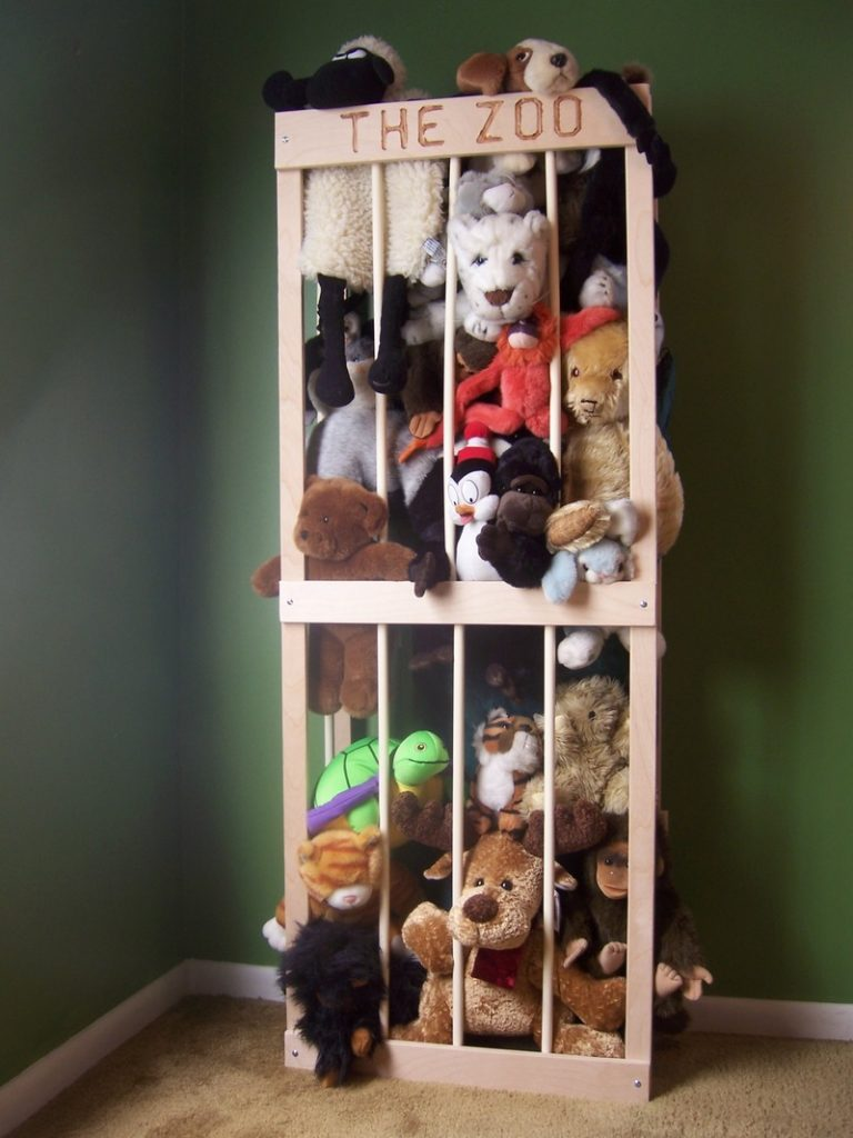 Diy Stuffed Animal Zoo The Owner Builder Network