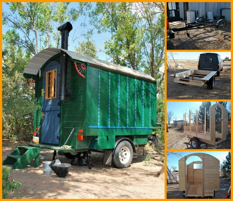 The Owner Builder Network: Cleverly Designed Tiny Homes