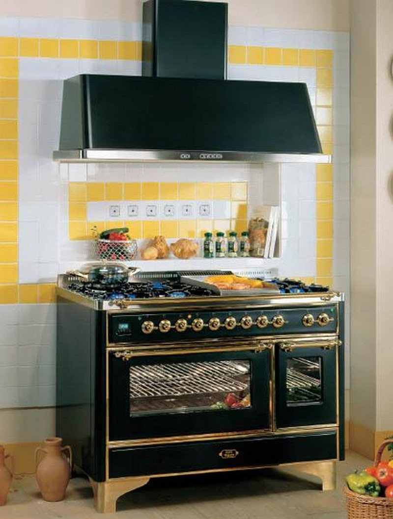 Vintage stoves the owner builder network - Stoves for small spaces gallery ...