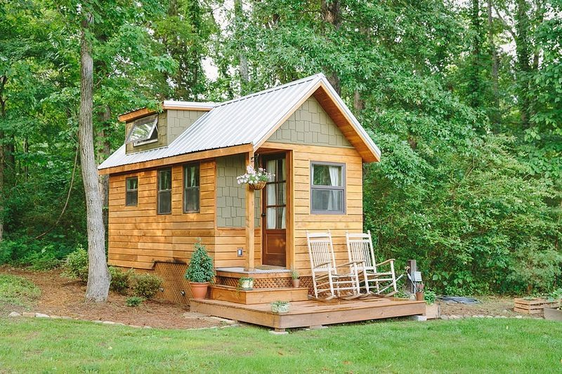 Custom Tiny Home - Wind River