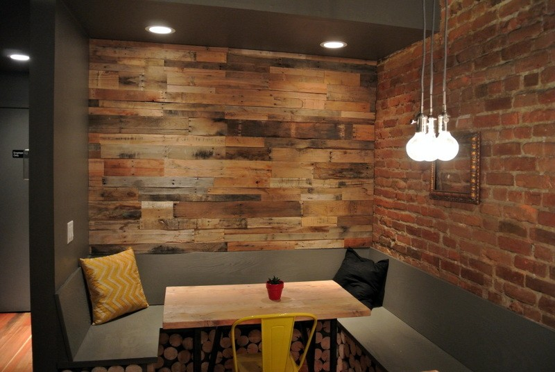 17 Best images about Pallet Walls on Pinterest | Good housekeeping, To  share and Sean o'pry - 17 Best Images About Pallet Walls On Pinterest Good Housekeeping