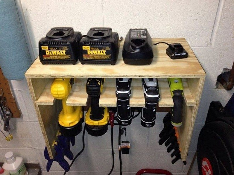 Tool Storage Ideas The Owner Builder Network
