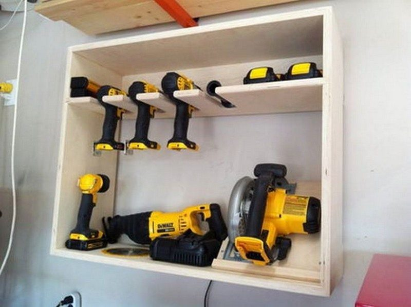 Hanging Wall Shelves Woodworking Plan