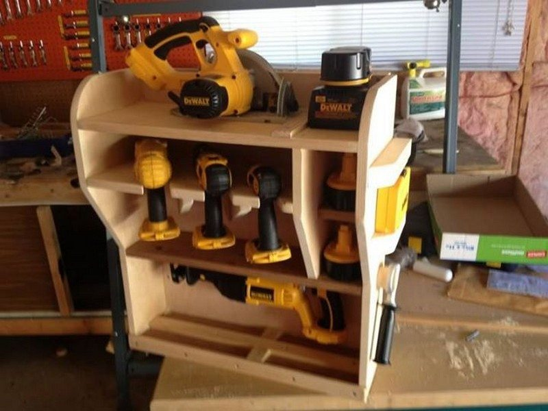 Homemade Tool Storage Ideas Car Interior Design