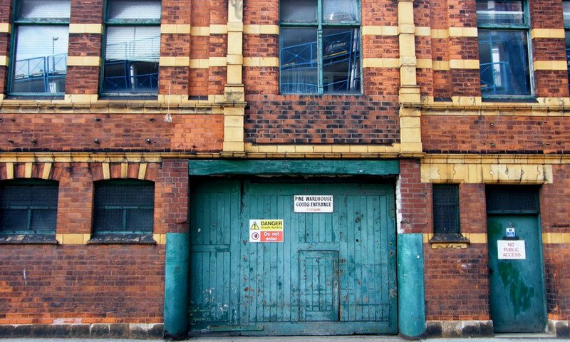 Warehouses - opportunities abound...