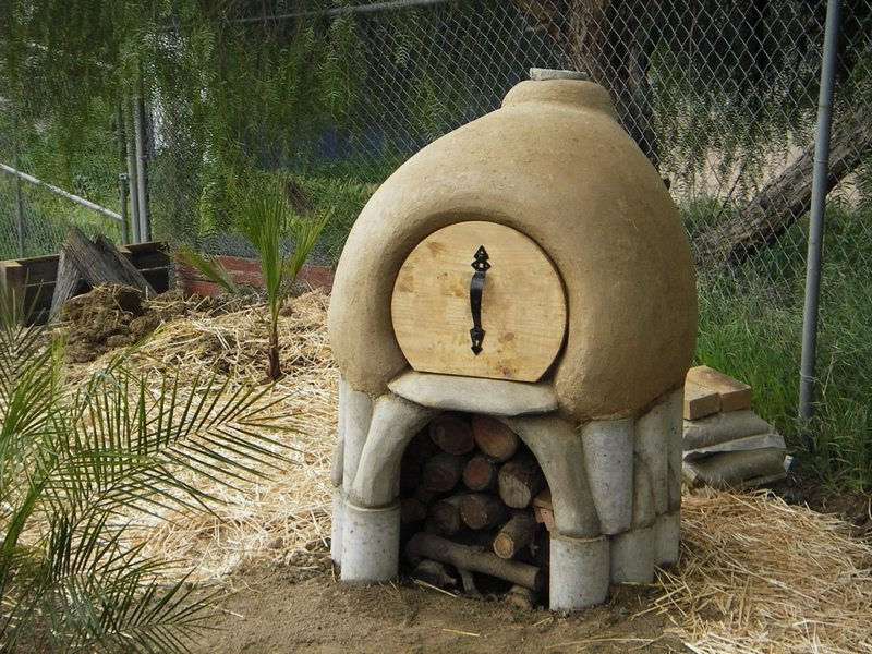 Off grid projects to reduce your energy and water for How to make a cob oven