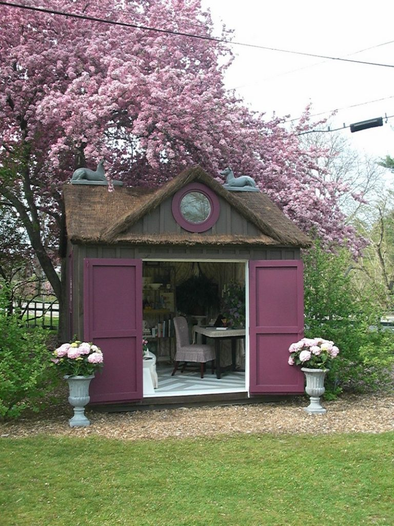 Amazing She Sheds A Woman S Answer To The Man Cave The