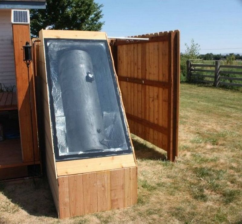 Off Grid Projects To Reduce Your Energy And Water
