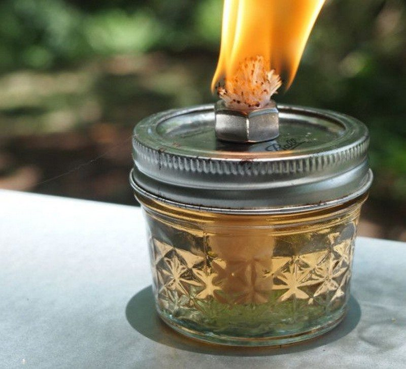 How To Make Your Own Mosquito Repelling Citronella Candles