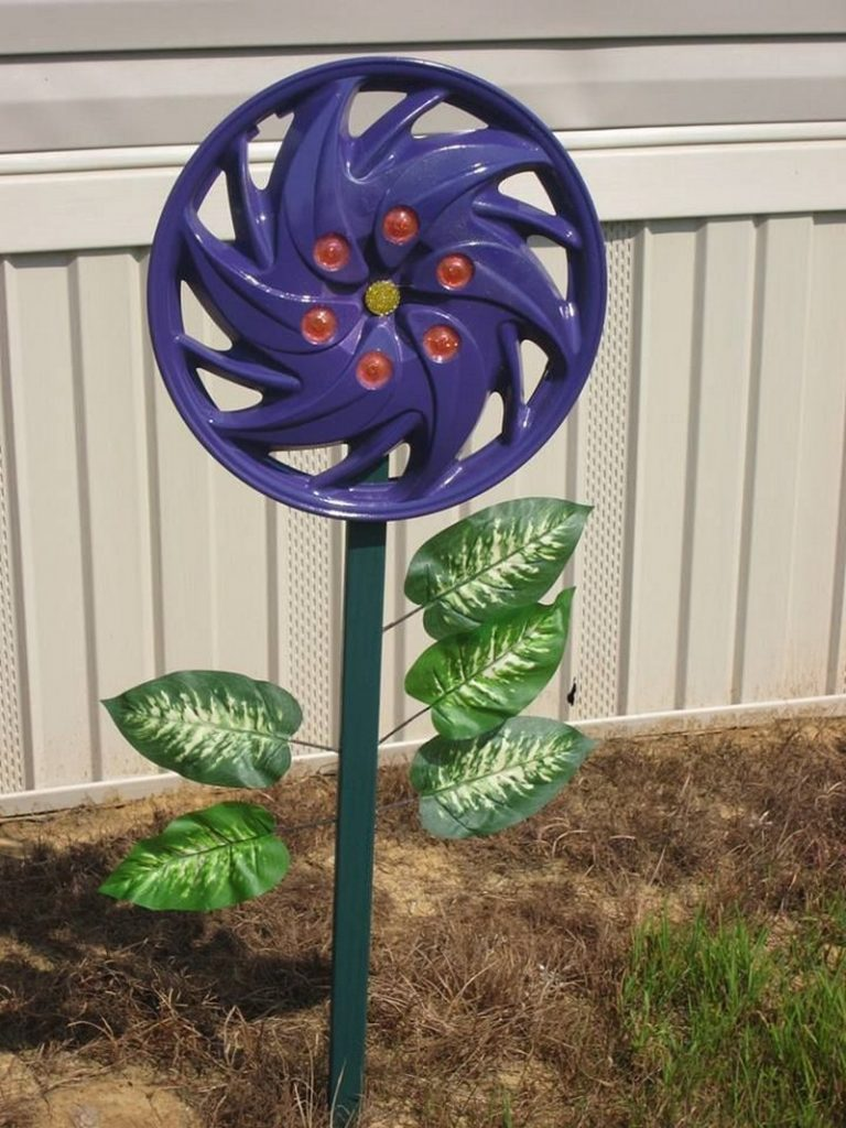 Awesome Diy Garden Art Ideas The Owner Builder Network