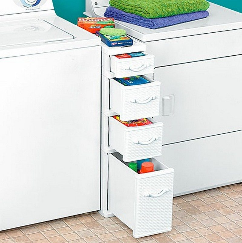 Super clever laundry room storage solutions the owner Laundry room storage
