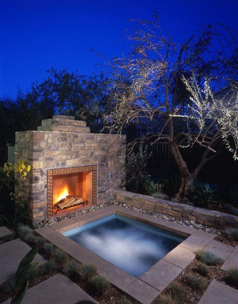 Sizzling Outdoor Hot Tubs That Will Make You Want To Plunge Right In U2026