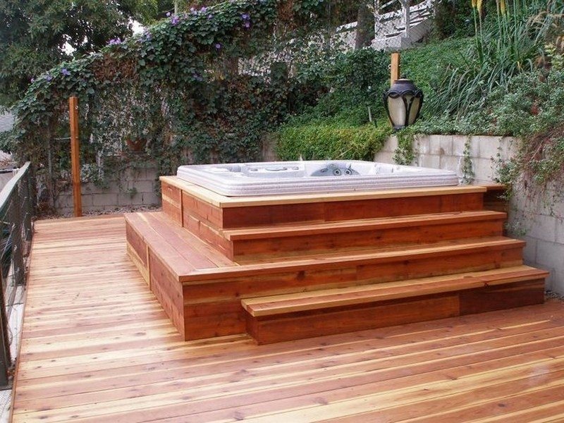 Sizzling outdoor hot tubs that will make you want to plunge right in