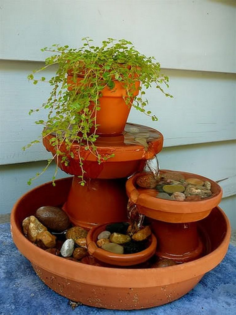 ... cotta pot projects to spice up your garden | The Owner-Builder Network