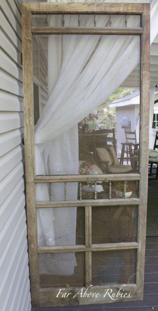 Sliding Screen Doors