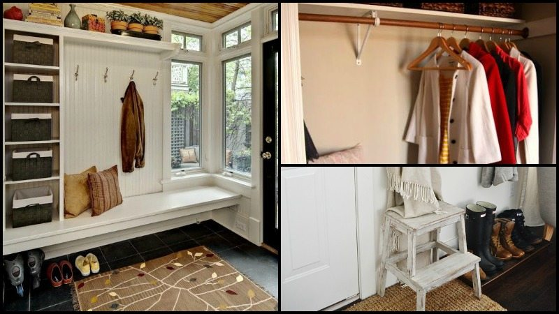 Mudroom Organization Ideas Main Image