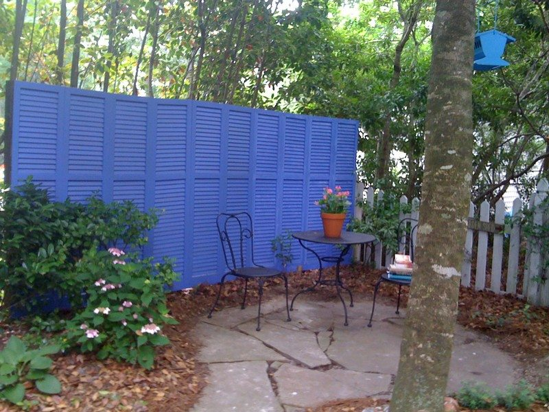 Unique Ideas For Backyard Privacy : Privacy Screen Ideas for Your Outdoor Area  The OwnerBuilder Network