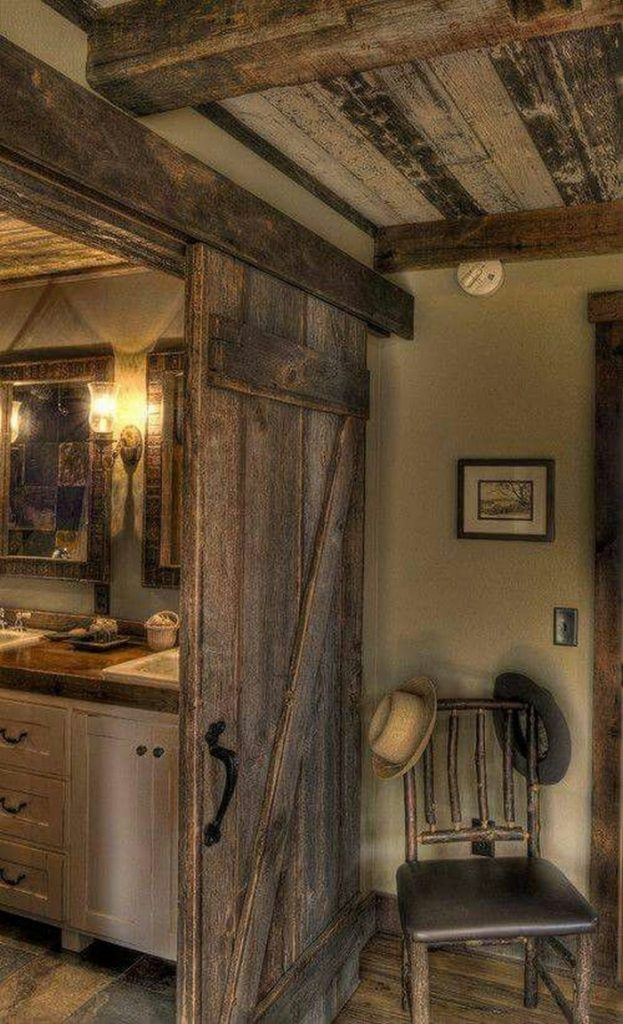 Stylish sliding barn door ideas the owner builder network for Barn door design ideas