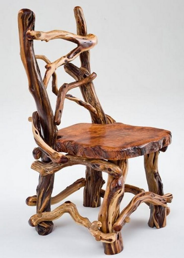 Unique rustic furniture the owner builder network for Unique furniture